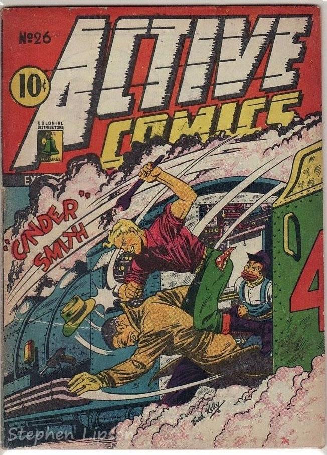 Active Comics #26