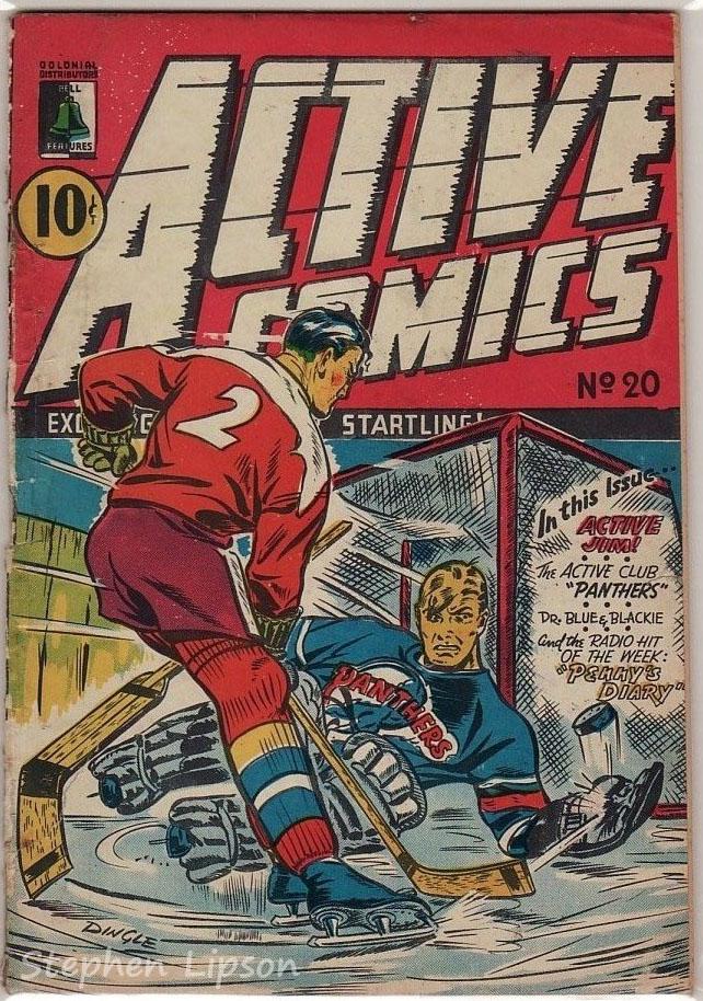 Active Comics #20