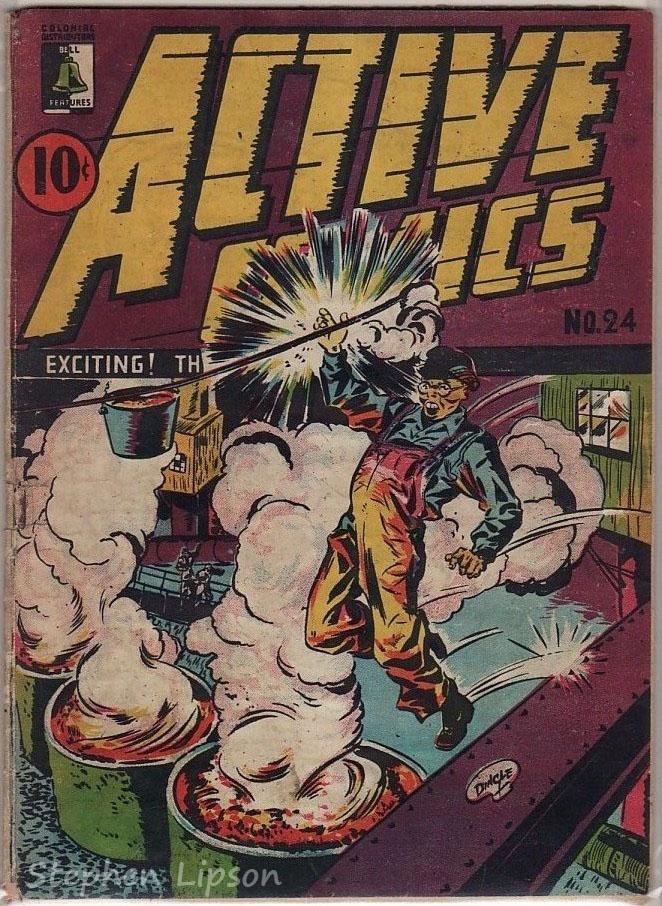 Active Comics #24
