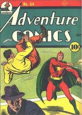 Adventure Comics #64. Click for values.