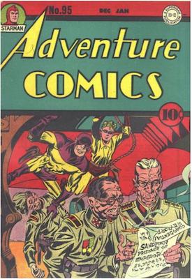 Adventure Comics #95. Click for values.