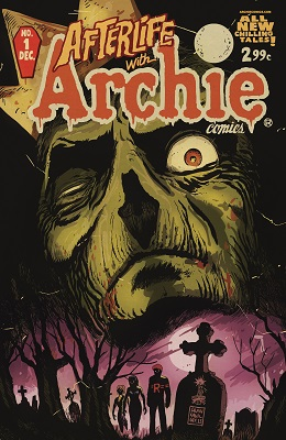 Afterlife With Archie (2013) New York Comic Con Variant. Click for value