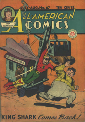 All-American Comics #67. Click for current values.