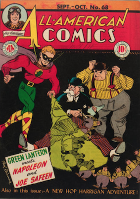 All-American Comics #68. Click for current values.