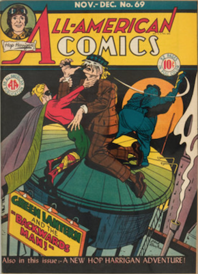 All-American Comics #69. Click for current values.