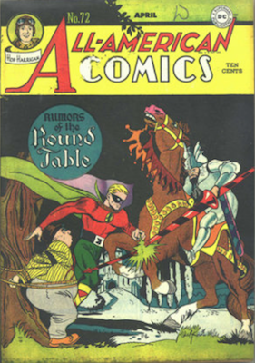 All-American Comics #72. Click for current values.