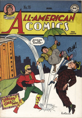 All-American Comics #76. Click for current values.