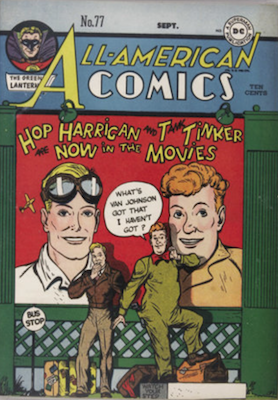 All-American Comics #77. Click for current values.