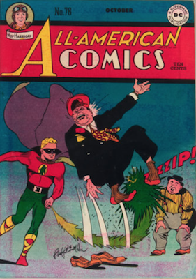 All-American Comics #78. Click for current values.