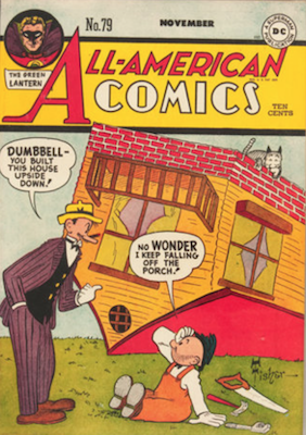 All-American Comics #79. Click for current values.
