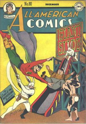 All-American Comics #80. Click for current values.