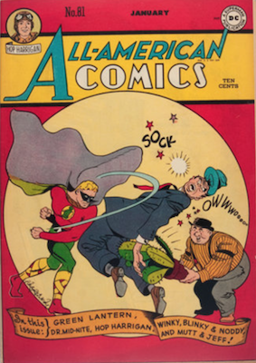 All-American Comics #81. Click for current values.