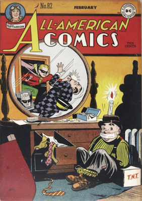 All-American Comics #82. Click for current values.