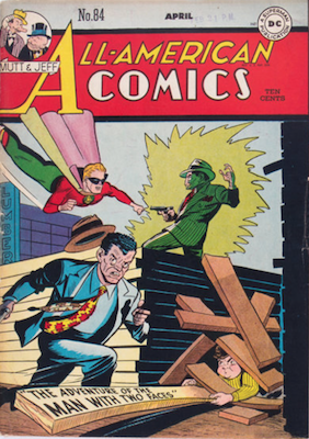 All-American Comics #84. Click for current values.