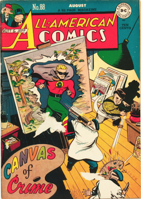 All-American Comics #88. Click for current values.
