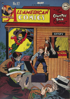All-American Comics #97. Click for current values.