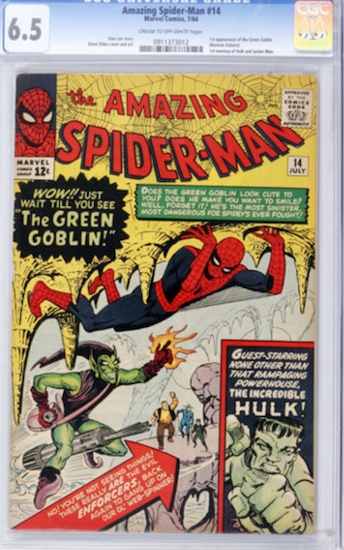 Wouldn't You Rather Own... Amazing Spider-Man #14 CGC 6.5?