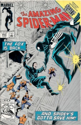 The 2nd printing of ASM #265 has a silver cover, you can't miss it