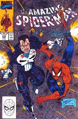 Amazing Spider-Man #330: Erik Larsen Punisher Cover. Click for values