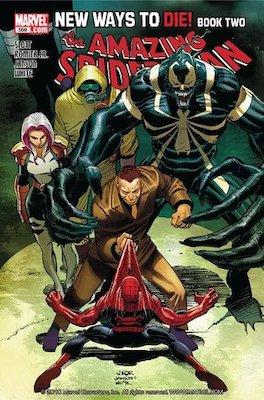 Amazing Spider-Man #569, 1st Anti-Venom (Klyntar). Click for values