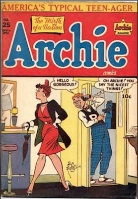 Archie Comics #25. Click for current values.