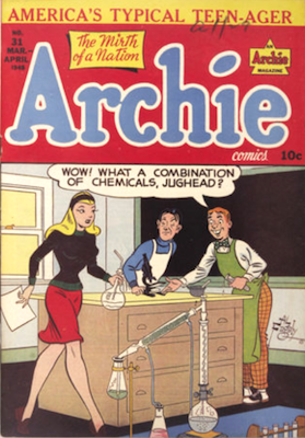 Archie Comics #31. Click for current values.