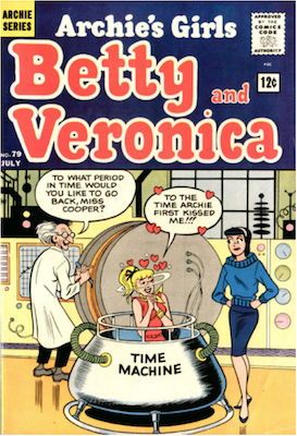 Archie's Girls Betty and Veronica #79. Click for current values.