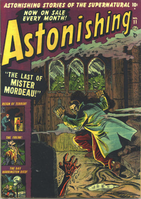 Astonishing #11. Click for current values.