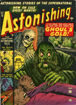 Astonishing #13. Click for current values.