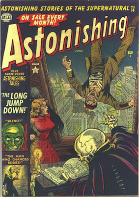 Astonishing #14. Click for current values.