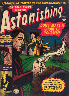 Astonishing #16. Click for current values.