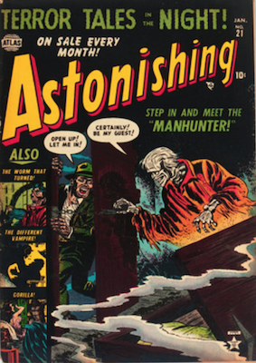 Astonishing #21. Click for current values.