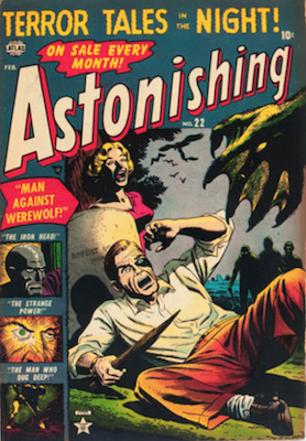 Astonishing #22. Click for current values.