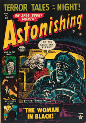 Astonishing #23. Click for current values.