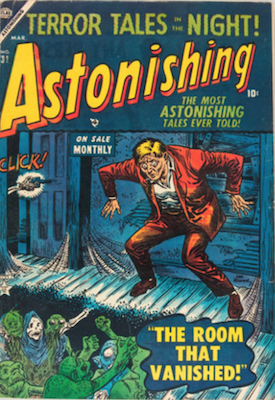 Astonishing #31. Click for current values.