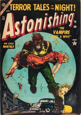 Astonishing #32. Click for current values.