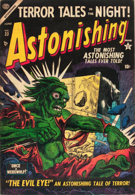 Astonishing #33. Click for current values.
