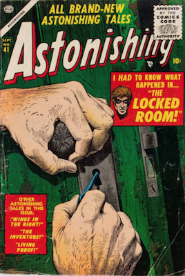 Astonishing #41. Click for current values.