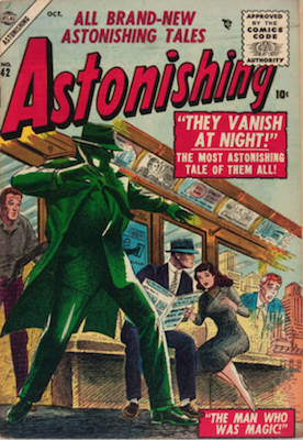 Astonishing #42. Click for current values.