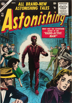 Astonishing #43. Click for current values.