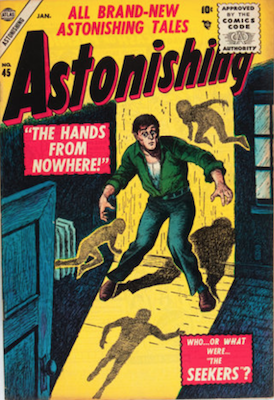 Astonishing #45. Click for current values.