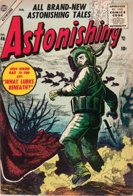 Astonishing #46. Click for current values.