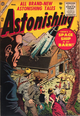 Astonishing #47. Click for current values.