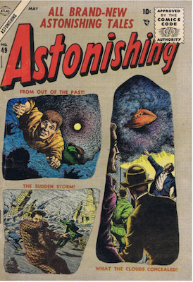 Astonishing #49. Click for current values.