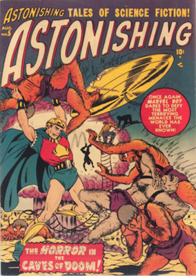Astonishing #5. Click for current values.