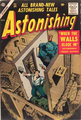 Astonishing #54. Click for current values.