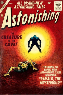 Astonishing #55. Click for current values.