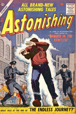 Astonishing #58. Click for current values.