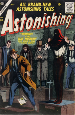 Astonishing #61. Click for current values.