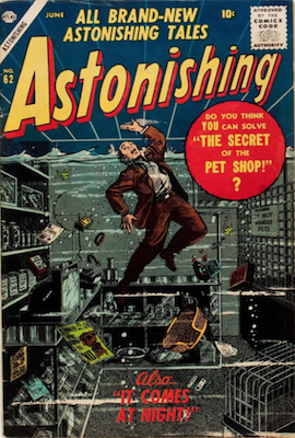 Astonishing #62. Click for current values.